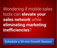 Mobile sales tools demo