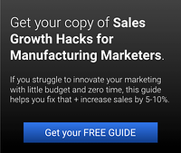 Get your copy of Sales Growth Hacks for Manufacturers